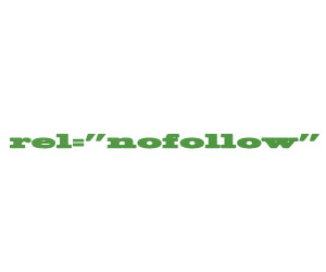 no follow tag